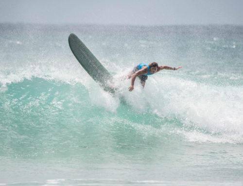 Nacho Pignataro ocupa el puesto 49° en el ranking mundial de surfistas