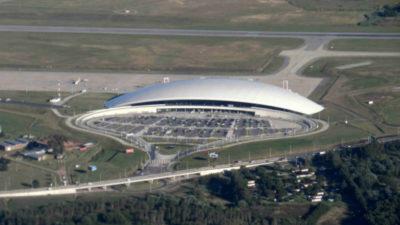 Uruguay es elegido como el polo innovador de Corporación América Airports