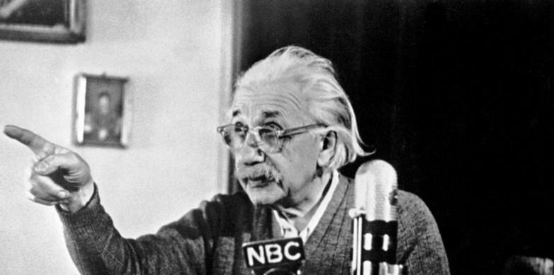 """La opinión de Albert Einstein sobre Uruguay: """"Un feliz pequeño país con instituciones sociales modelo"""""""