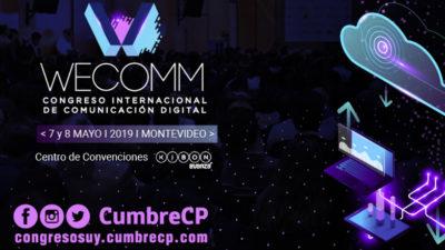 Uruguay empieza a palpitar el primer Congreso de Comunicación Digital
