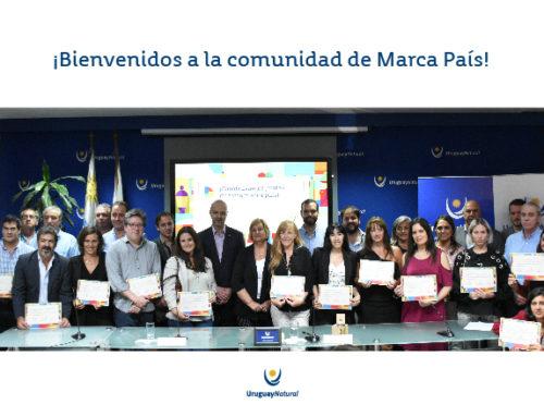Con las 31 empresas que se afiliaron en marzo, Uruguay Natural se acerca a las 800 empresas socias