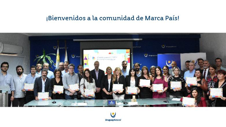 Con las 34 empresas que se afiliaron en marzo, Uruguay Natural se acerca a las 800 empreas socias