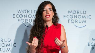 Victoria Alonsoperez es la primera uruguaya seleccionada para integrar el Foro de Jóvenes Líderes Mundiales del WEF