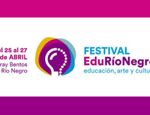 Comienza el festival EduRíoNegro, que reúne educación, arte y cultura