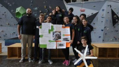 Los alumnos de secundaria que quieren concientizar a los uruguayos a con sus ideas