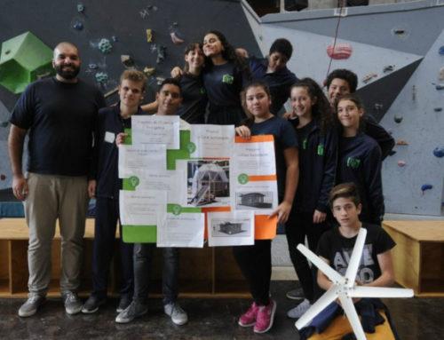 Los alumnos de secundaria que quieren concientizar a los uruguayos con sus ideas