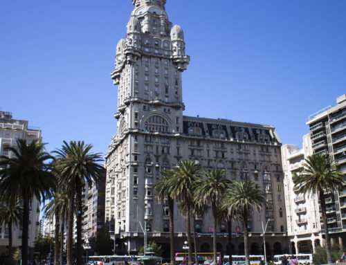 MONTEVIDEO IS THE SOUTH AMERICAN CITY WITH THE HIGHEST QUALITY OF LIFE
