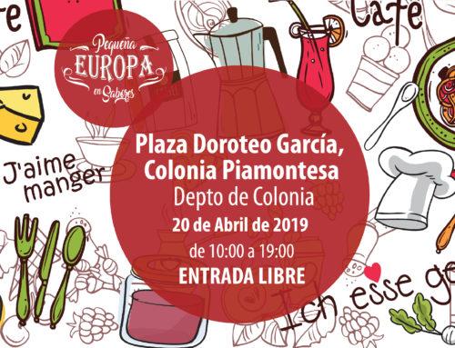 Pequeña Europa en Sabores: el evento gastronómico que nos depara Colonia en esta Semana de Turismo