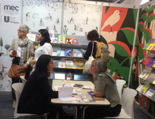 Seleccionado uruguayo de ilustradores y editoriales quieren golear en la Feria de Literatura Infantil y Juvenil de Bologna