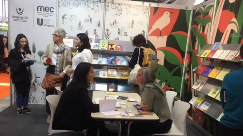 Seleccionado uruguayo de ilustradores y editoriales buscan golear en la Feria de Literatura Infantil y Juvenil de Bologna