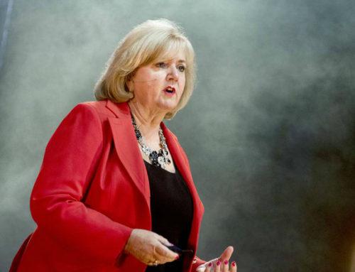"""Joanne Quinn: """"Los docentes han cambiado el sistema, ahora hay que celebrar e impulsarlo"""""""