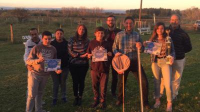 Proyecto de una escuela rural representará a Uruguay en un evento científico en EE.UU.