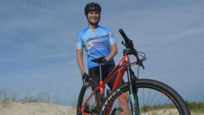 La garra charrúa llegará a la copa del mundo de mountain bike