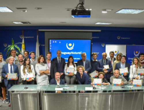 20 empresas de los más variados rubros, se asociaron en mayo a la marca país Uruguay