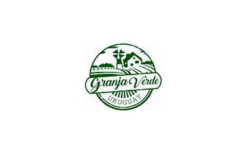 Granja verde Uruguay