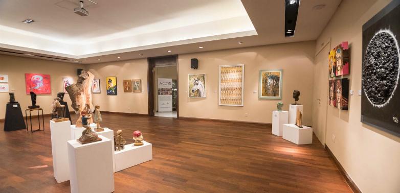 ACCS Visual Arts expone hasta hoy, Montevideo Va