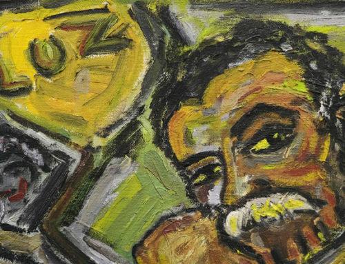 Los cuadros son historias que llevan marcos: la pinacoteca de Benedetti