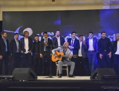 Fundación Celeste rindió homenaje a los jugadores de la Selección uruguaya de Fútbol