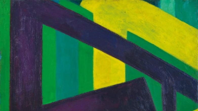 Una explosión de color y abstracción en el Museo Gurvich