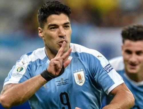 """La prensa brasileña se deleita con los celestes: """"Show de Uruguay"""" y """"Pinta de favorito"""""""