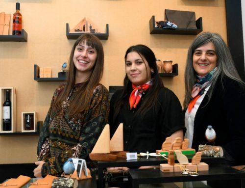 Un lugar de impulso para los artesanos microemprendedores