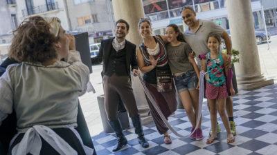 El Teatro Solís se viste de colores, magia y alegría para recibir las vacaciones de invierno
