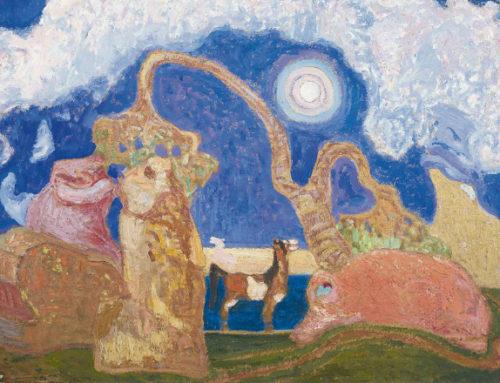 Vanguardismo popular: un uruguayo en el Museo Nacional de Bellas Artes argentino