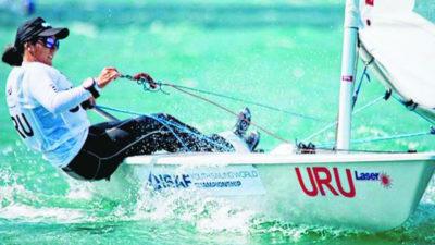 Lola Moreira, la primera uruguaya clasificada a los Juegos Olímpicos