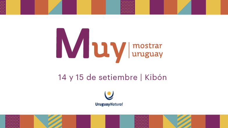 El 14 y 15 de setiembre tendrá lugar la 4° edición de la Feria MUY: Mostrar Uruguay
