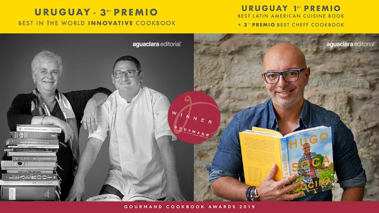 Dos títulos de Aguaclara Editorial volvieron a ganar en certamen internacional