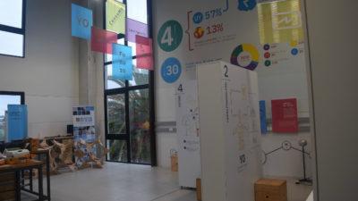 UTEC y CAF inauguraron un espacio didáctico de energías renovables