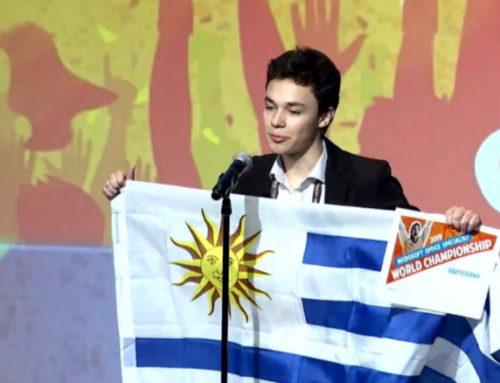 El uruguayo que compitió por ser el mejor del mundo en Microsoft Word