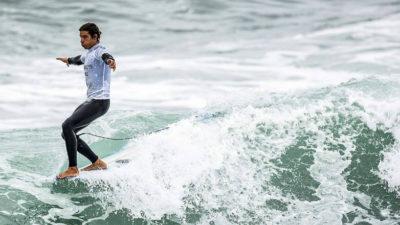 """Julián Schweizer: """"El surf uruguayo tiene para crecer"""""""