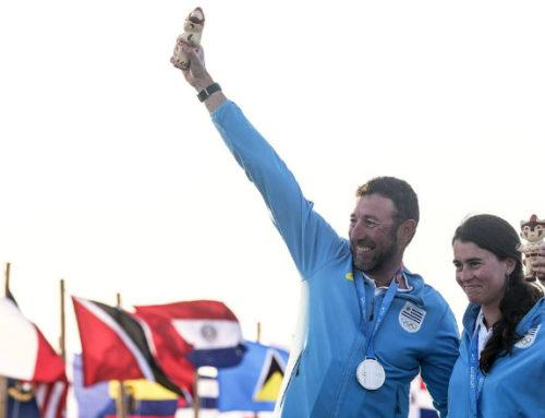 Uruguay logró nueve medallas en los Juegos Panamericanos y superó la marca de Toronto 2015