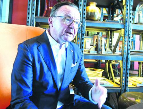 """CEO de Stora Enso: """"En América Latina hay muy pocos que sean estables como Uruguay"""""""