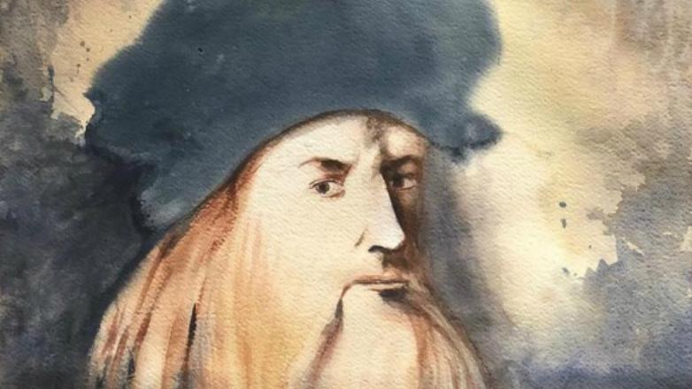 Obras de artistas uruguayos en homenaje a Leonardo Da Vinci se expondrán en Florencia