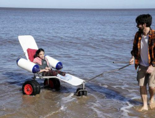 Fue creada la Red Uruguaya de Turismo Accesible y la playa Pocitos ya cuenta con accesibilidad física
