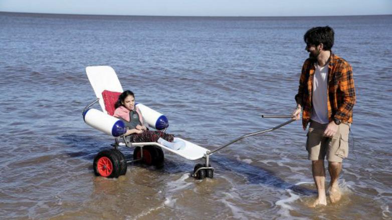 Lanzamiento de la Red Uruguaya de Turismo Accesible e inauguración de playa con accesibilidad física en Pocitos