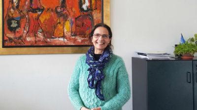 La Facultad de Ciencias tiene a la primera decana de Uruguay: la Dra Mónica Marín