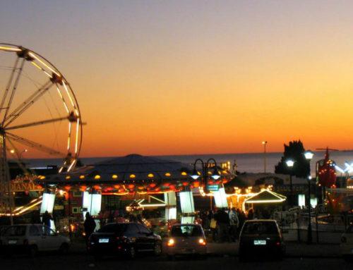 Montevideo. Parque Rodó, autocine y elogio de la lentitud