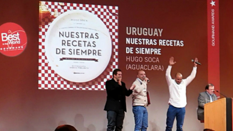 ¿Cómo hace Uruguay para tener los mejores libros de cocina del mundo?