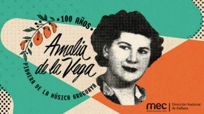 Este año el Día del Patrimonio celebrará la música uruguaya con un homenaje a Amalia de la Vega