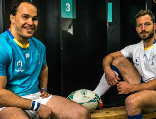 Mundial de rugby: Un uruguayo en el 15 ideal y otro en el top-10 de tackleadores