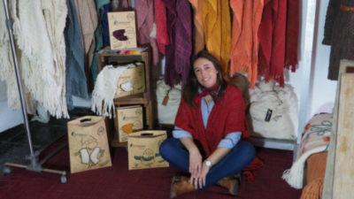 Ruralanas es una empresa de emprendedores uruguayos que teje calidad de vida