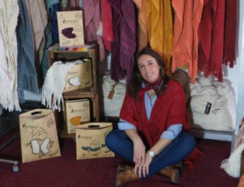 Ruralanas es una empresa de emprendedoras uruguayas que teje calidad de vida