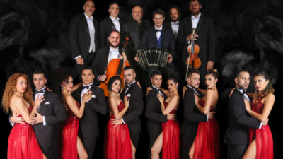 Tango Lovers de gira por Estados Unidos, Turquía y China