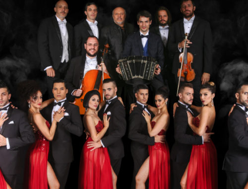Tango Lovers de gira por Estados Unidos, Turquía y China