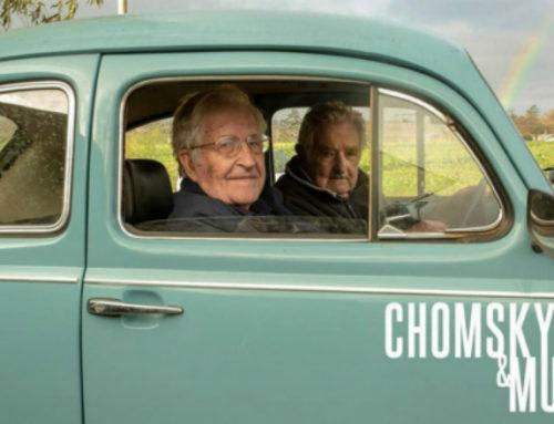Pepe Mujica y Noam Chomsky protagonizan documental de un realizador mexicano