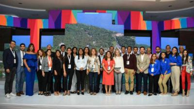 La marca Uruguay Natural participó en la 1° Cumbre Internacional de Altos Mandos de Marcas País, realizada en Honduras