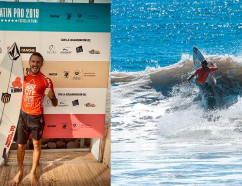 Surf Alas Latin Tour: Lucas Madrid se consagró campeón latinoamericano 2019